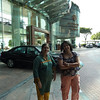 Aai and Gauri ready to hit the malls ;-)