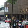 All the flagship stores - Gucci, Prada, Chanel