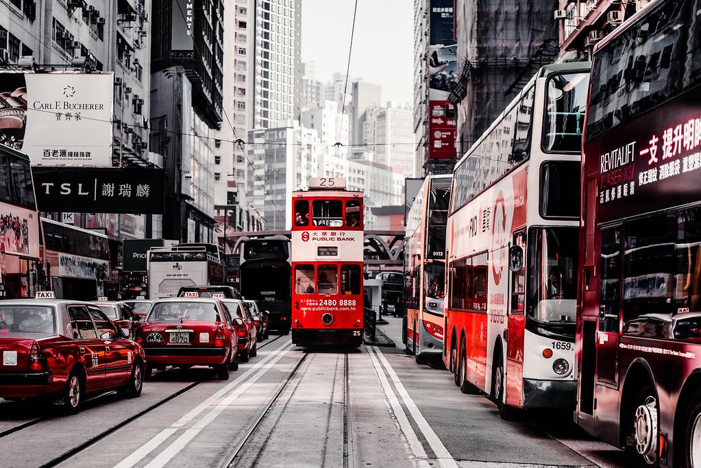 Hongkong Island - Causeway Bay