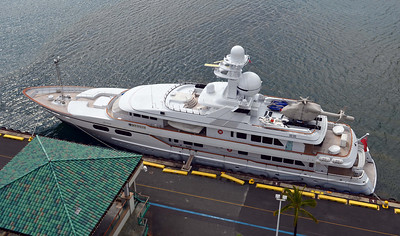 Some Private Yacht
