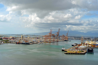 Honolulu Marine Terminals