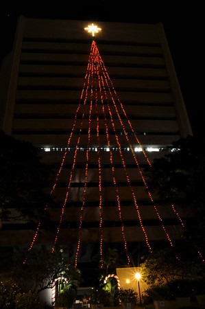 Honolulu City Lights 2010
