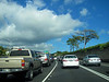 Honolulu has horrific traffic.  And I say this coming from the Bay Area.