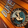 Duke's Waikiki in the Outrigger. Fun place to eat. And a bit crazy.