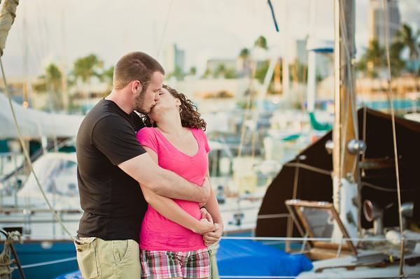 Trevor and Jessica