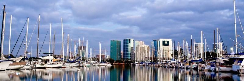 Ala Wai Marina Ilikai - Honolulu, Oahu