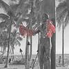Duke Paoa Kahinu Mokoe Hulikohola Kahanamoku Statue - Waikiki, Oahu
