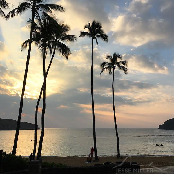 Hanauma Bay Nature Preserve - Oahu, Hawaii