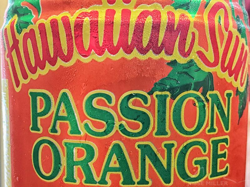 Hawaiian Sun - Passion Orange