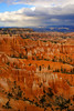 Bryce Amphitheater as seen from Bryce Point.