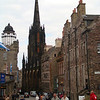 Edinburgh the Royal Mile