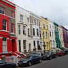 Notting Hill street color