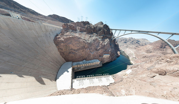2012 - Hoover Dam, Nevada