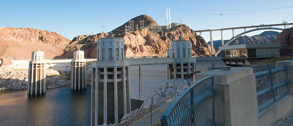 Hoover Dam & Bridge