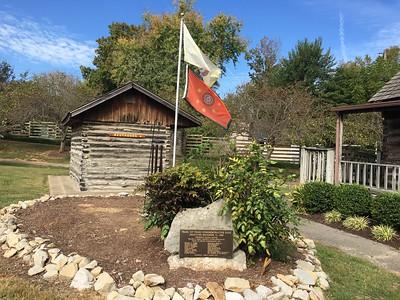 Trail of Tears park, Hopkinsville