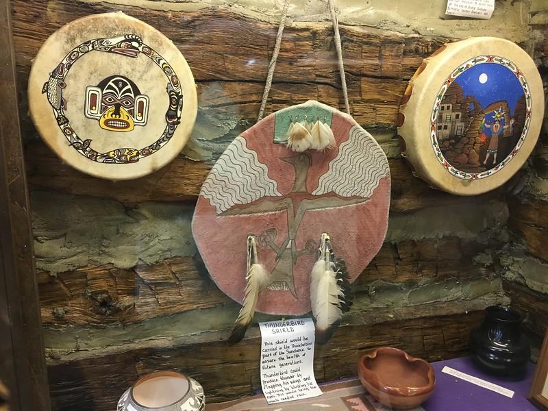 Trail of Tears park museum, Hopkinsville