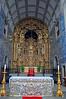 Main Altar of Horta Cathedral