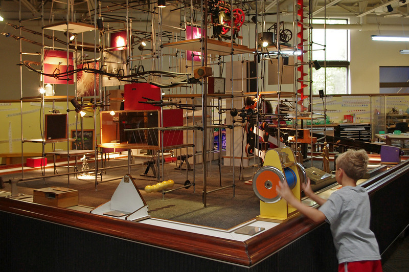 Mid-America Science Museum, Hot Springs, Arkansas.