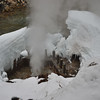 Steam geyser