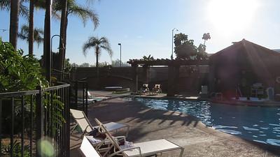 Hotel Menage/Anaheim GardenWalk - 1/20/2014