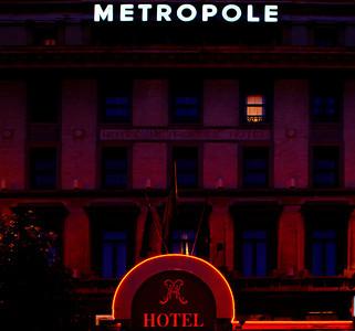 Hotel Metropole, Brussels, Belgium