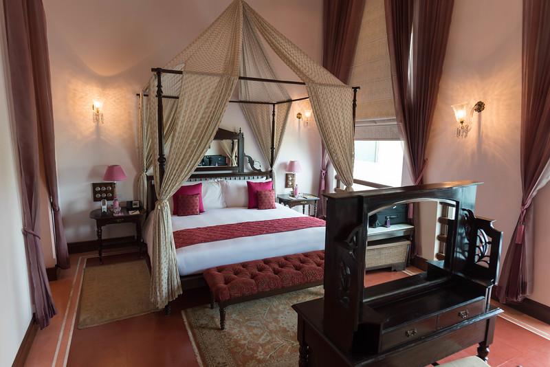 HH Prabhu Narain Singh Suite, Taj Nadesar Palace, Varanasi