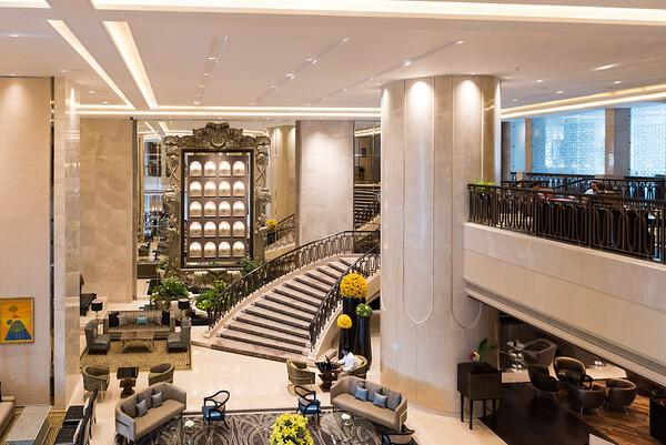 Lobby, The St. Regis Mumbai