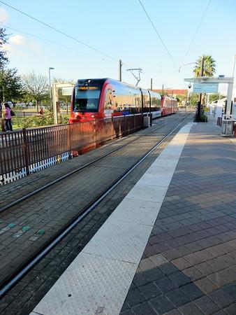 Houston Metro Trip 2017