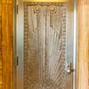 Door inside the JP Morgan Chase Building