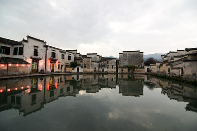 Hongcun UNESCO World Heritage Site
