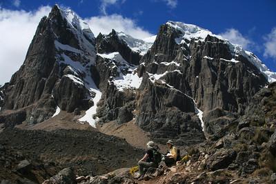 Mt. Puscanturpa 5,442 meters