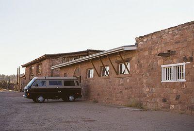 11/12/99 Hubbell Trading Post. Ganado, Apache County, AZ