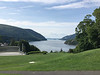 View up the Hudson from West Point. August 6, 2017.