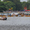 For the holiday, Hue was holding rowing races on the river