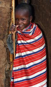 Masai Boy Kenya