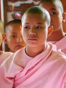 Young Nun Myanmar
