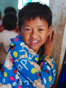 Cheeky Kid Myanmar