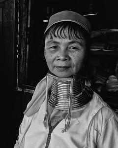 Tribal Lady Myanmar
