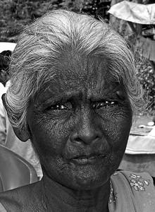 Lady Kerela India