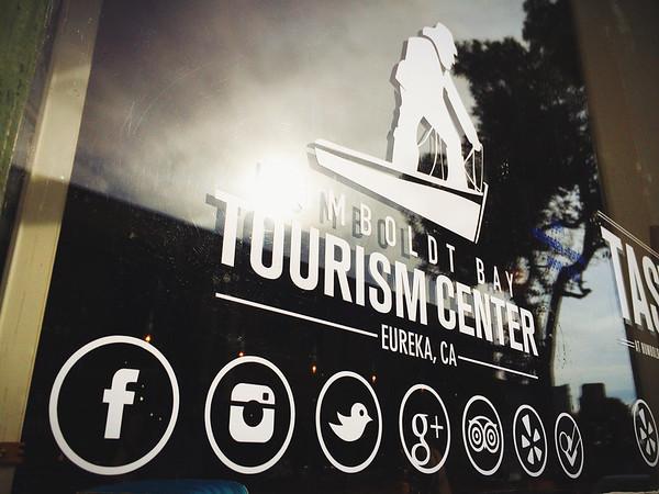 Humboldt Bay Tourism Center / Taste