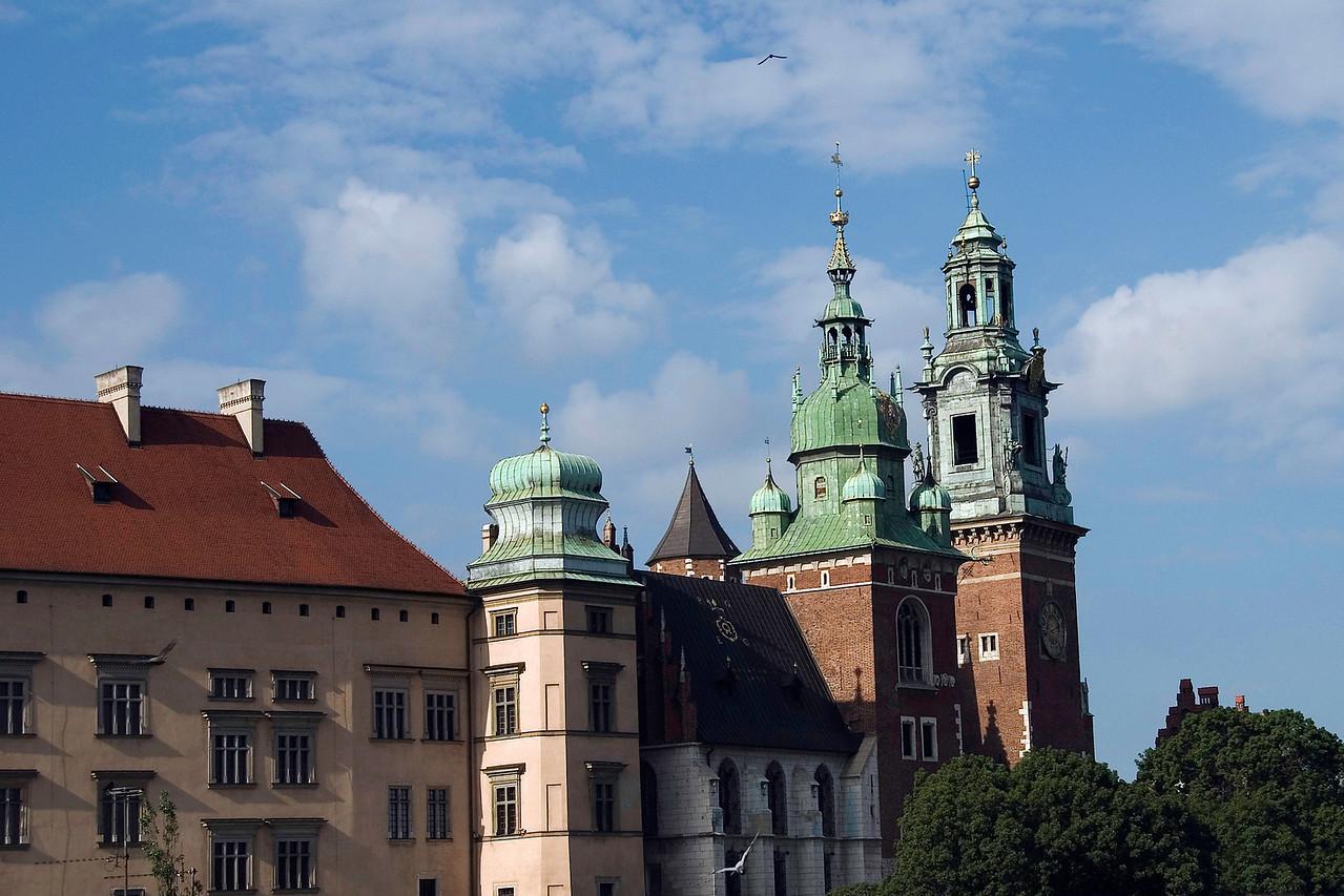 Krakow/Wawel Castle