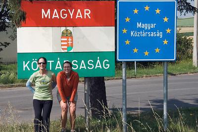 Hungary/Slovakia Border