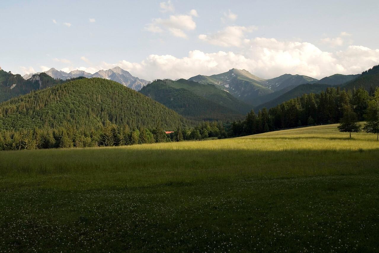 View from Hotel Kolowrat.