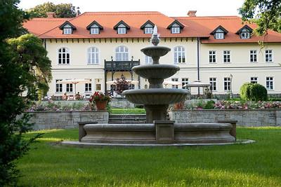 Hungary's Tokaj region/Gróf Degenfeld Castle Hotel