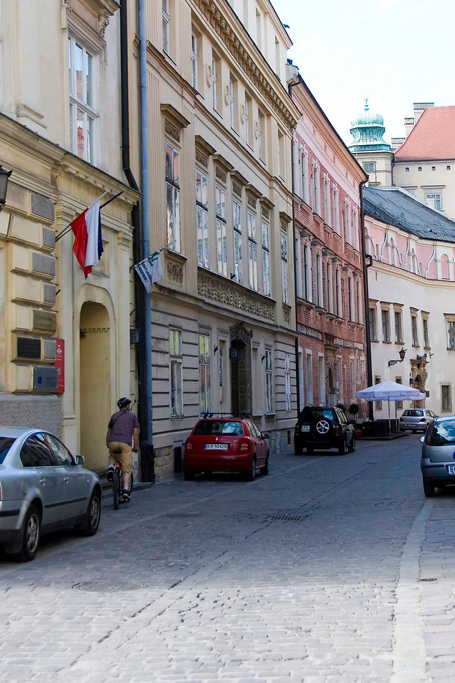 Hotel Copernicus, located at the foot of Wawel Castle on one of the city's most charming streets.