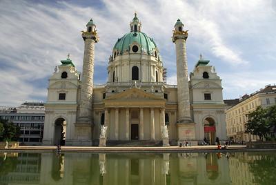 Hungary and Austria