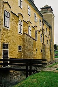 Burg Ovár in Hungary