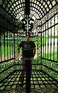 Daniel showing us around in Vienna