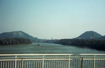 The Danube at Hainburg