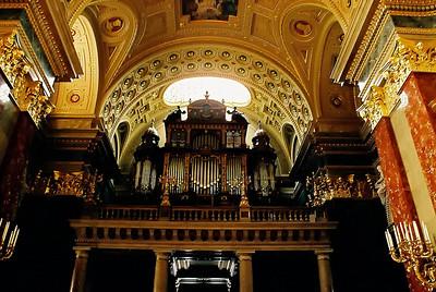 St. Stephansdom in Budapest